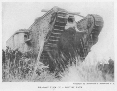 world war 1 tank, Tanks